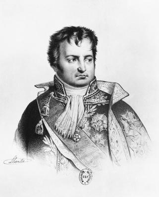 Denis Decres, Minister of Marine and the Colonies