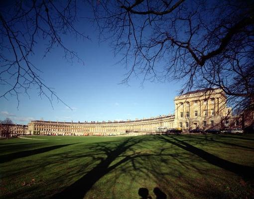 The Royal Crescent, 1767-75
