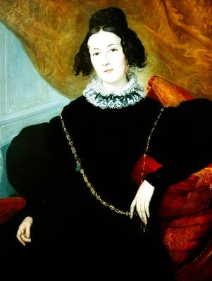 Portrait of Madame Foule