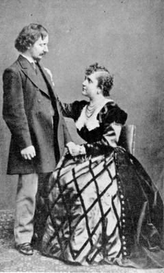 Algernon Charles Swinburne and Adah Menken