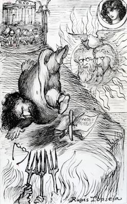 Rupes Topseia, 1874