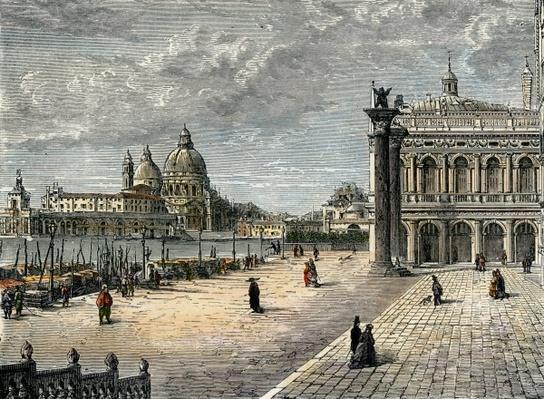 Piazzetta di San Marco
