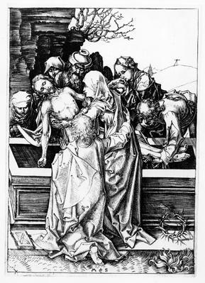 The Entombment, c.1475