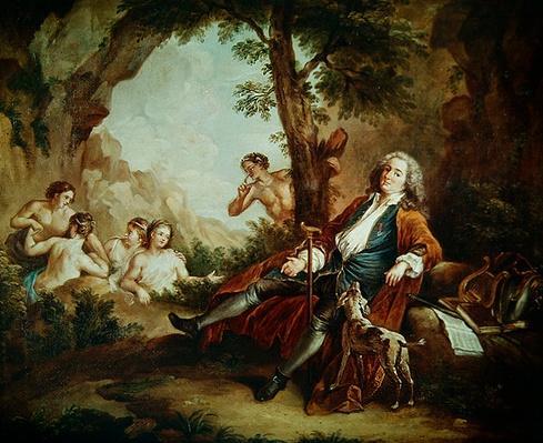 Portrait of Antoine de la Roque