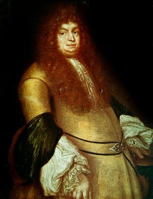 Portrait of Antoine de la Roque, c.1721