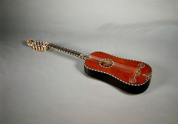 Guitar, 1648
