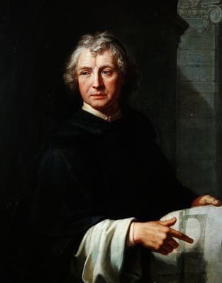 Portrait of Friar Francois Romain