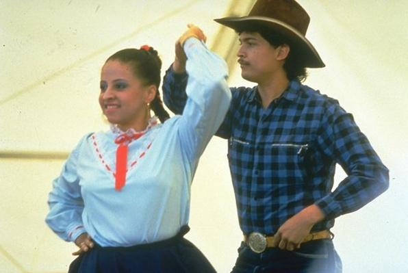 Hispanic Culture in Utah: Ballet Folklorico's Norteno Dance