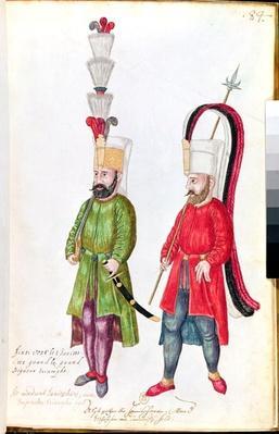 Persian Janissaries, 1513