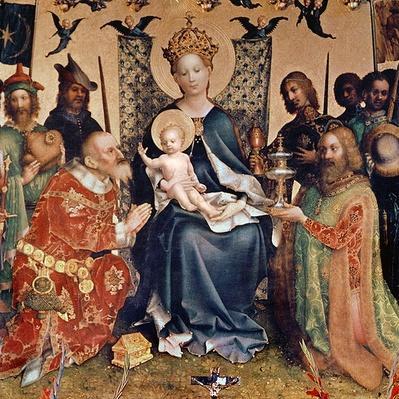 Adoration of the Magi altarpiece