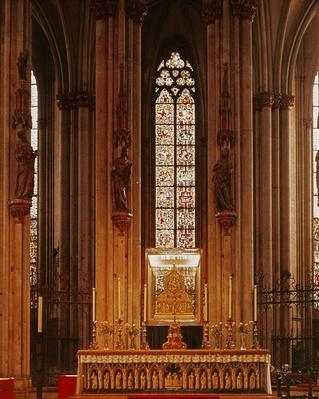 High Altar,Cologne Cathedral