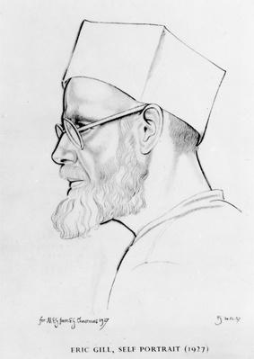 Self portrait, 1927