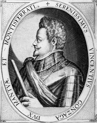 Vincenzo Gonzaga, Duke of Mantua, 1597