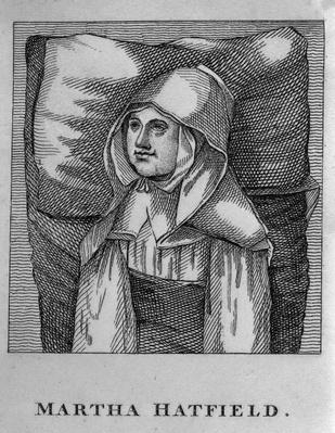 Martha Hatfield, The Wise Virgin