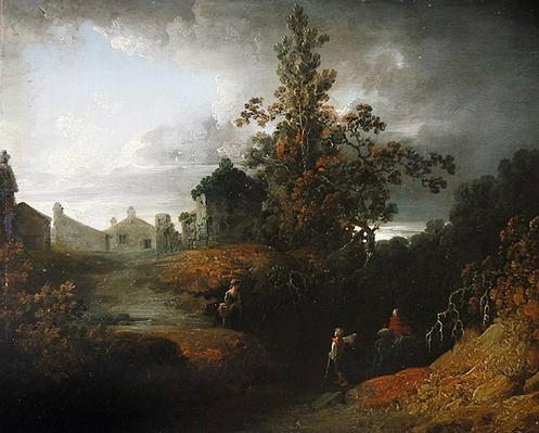 New Mill, 1809
