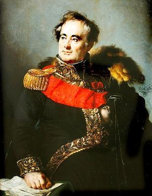 General Decaen, 1827