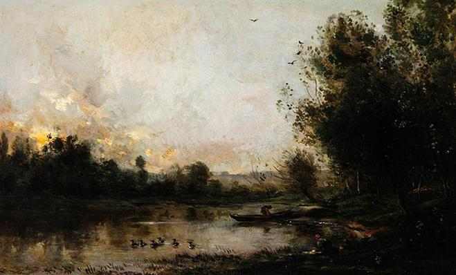 The Banks of the Oise, 1873