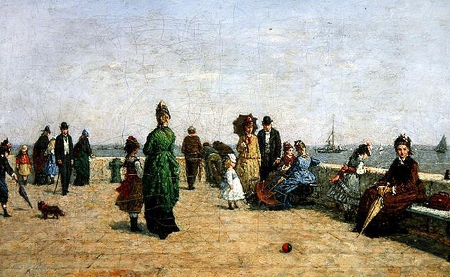 The Pier at Honfleur