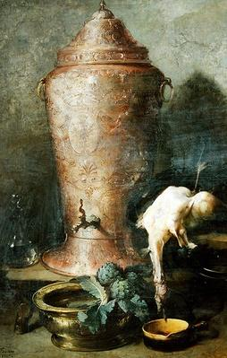 Still life with fountain, 1894