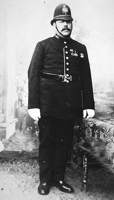 London Policeman, c.1920