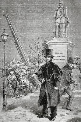 London policeman of the 1850s