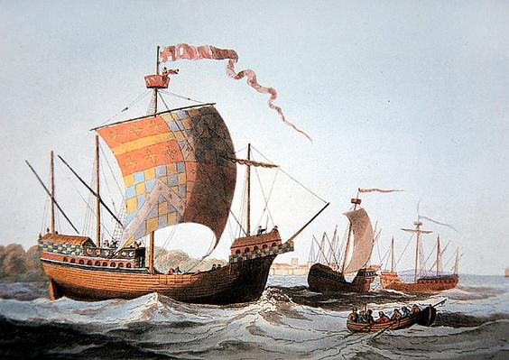 Ships of the Reign of Edward IV in 1482