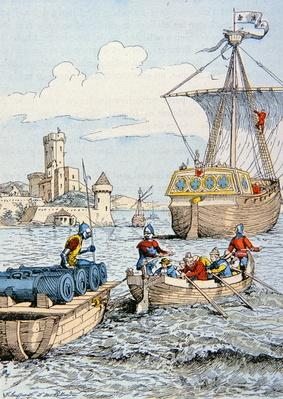 Charles VIII's Expedition to Italy in 1494