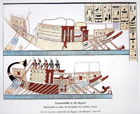 Transport Vessels of Ancient Egypt