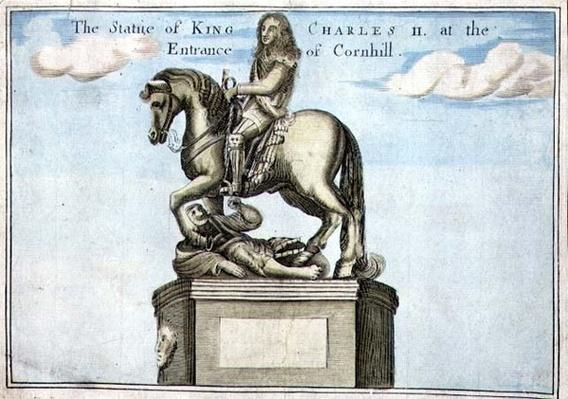 Statue of King Charles II