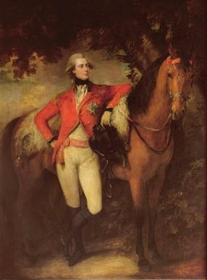 George IV, as Prince of Wales, 1782