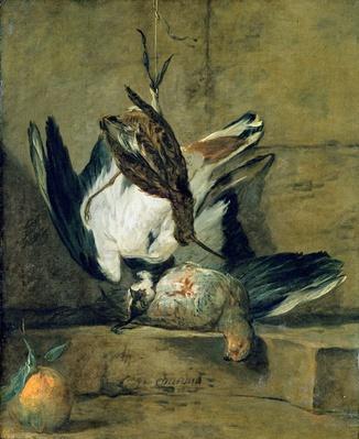 Still Life, 1732