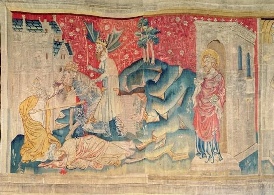 The Death of the Two Witnesses, 1373-87