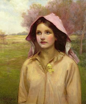The Primrose Girl