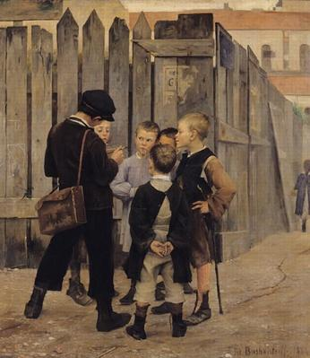The Meeting, 1884