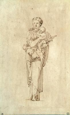 Charity, or the Virgin and Child