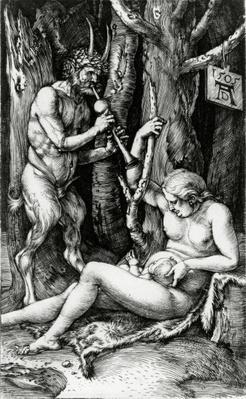 Satyr Family, 1505