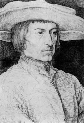 Portrait of an unknown man, 1525