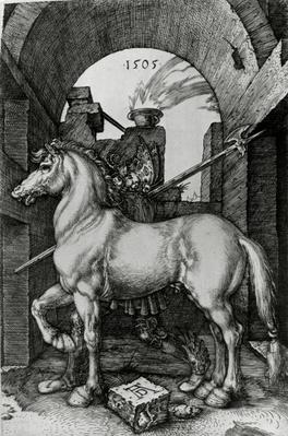The Small Horse, 1505