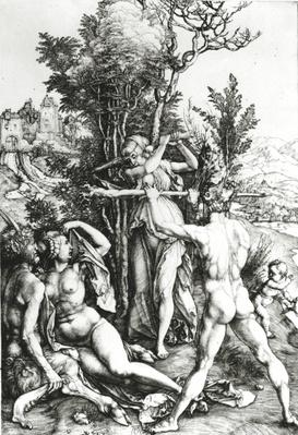 Hercules at the crossroad, 1498