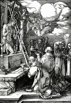 The Mass of St. Gregory, 1511