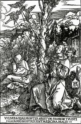 St. Francis receiving the Stigmata, c.1503-4