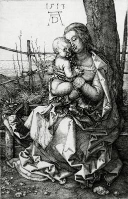 The Virgin and Child seated under a tree, 1513