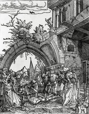 The Beheading of St. John the Baptist, 1512