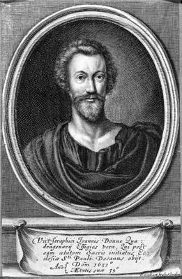 John Donne, c.1633