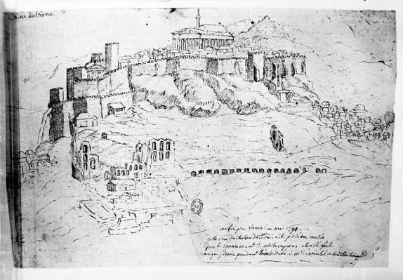 Athens, 1791