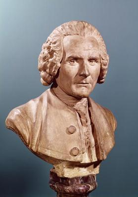 Bust of Jean-Jacques Rousseau