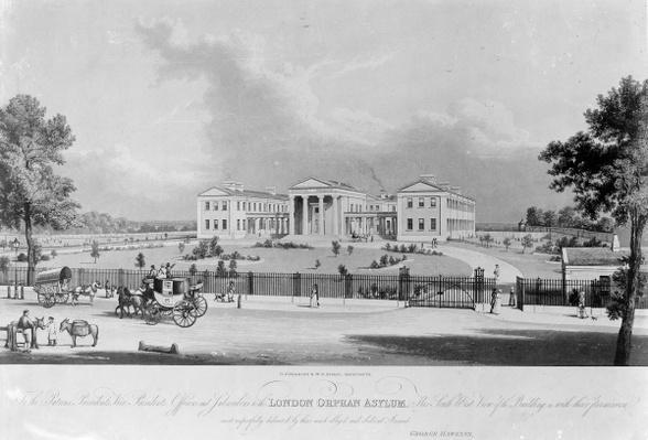 The London Orphan Asylum, c.1830