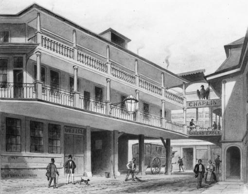 The Spread Eagle Gracechurch Street