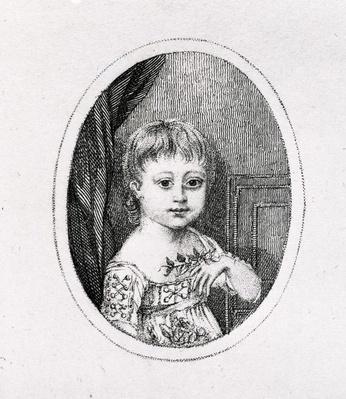 Miss Elizabeth Randles, c.1804