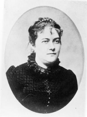 Mathilde Maute de Fleurville